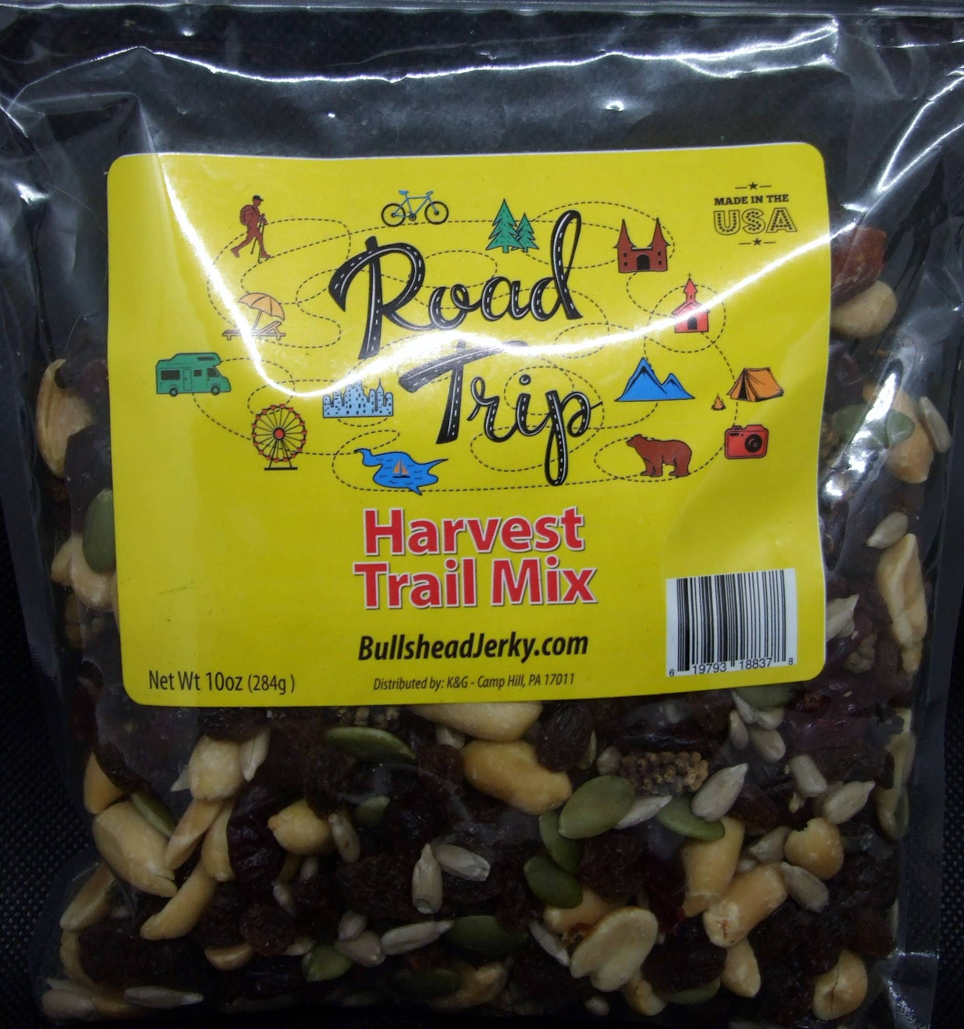 Harvest Trail Mix 10 oz | Trada Marketplace
