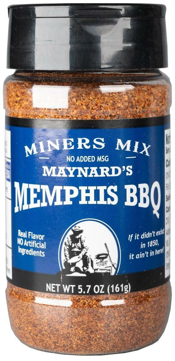 Maynard's Memphis BBQ Seasoning and Rub | Trada Marketplace
