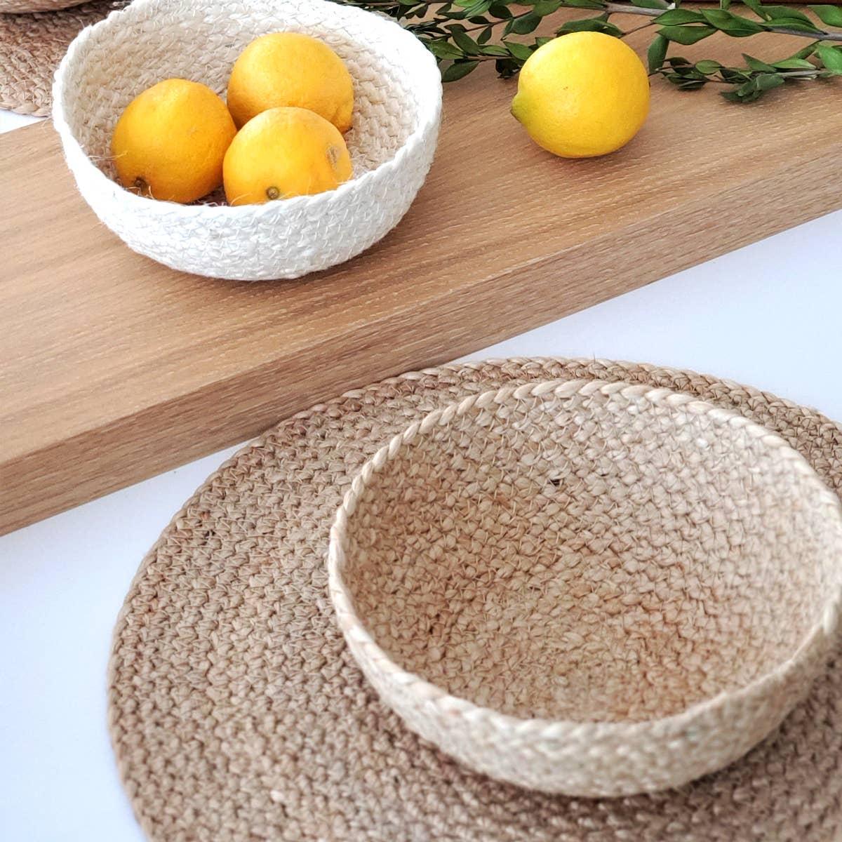 Kata Candy Bowl - Natural (Set of 4) | Trada Marketplace