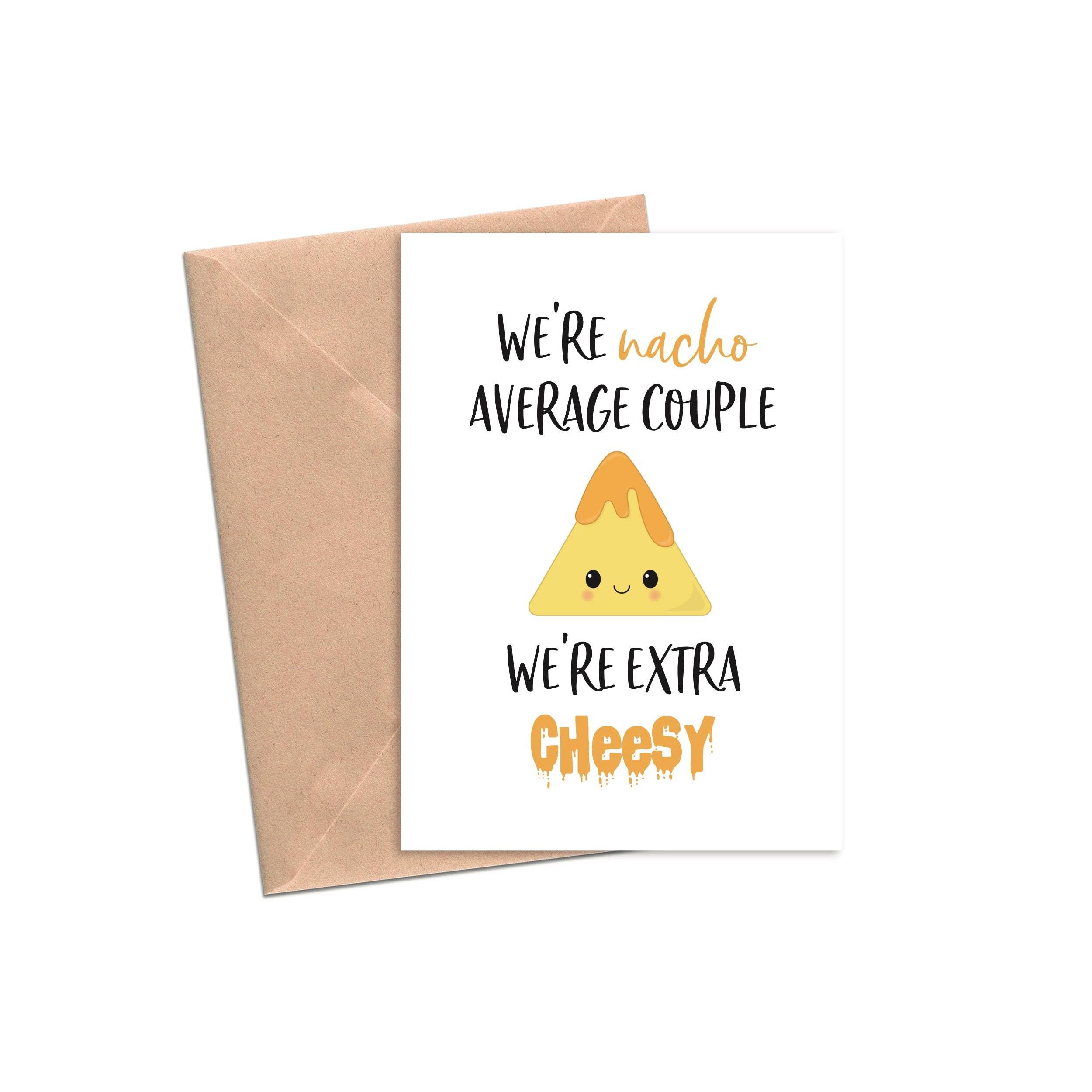 Nacho Average Couple | A2 | Trada Marketplace