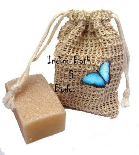 Evolve - Cambric Exfoliating Soap Saver Mitts | Trada Marketplace