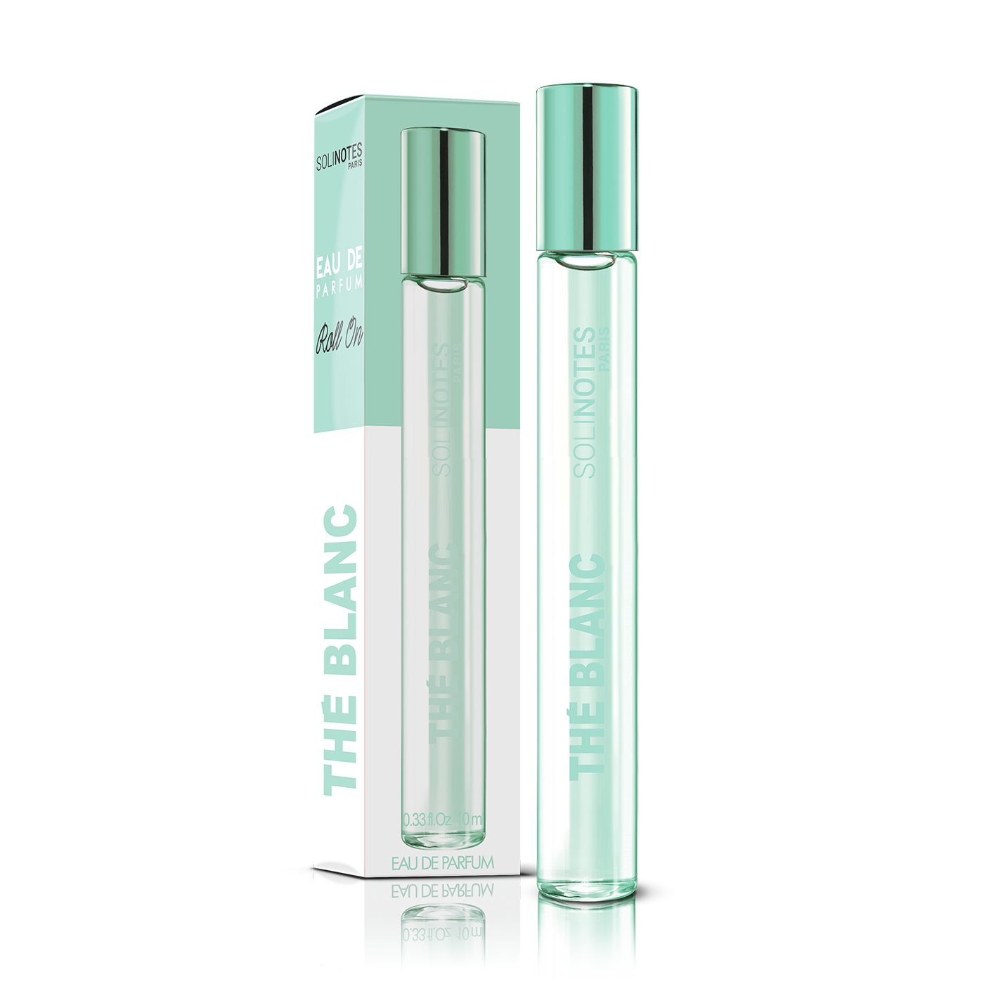 White Tea Rollerball Eau de Parfum 0.33 oz | Trada Marketplace