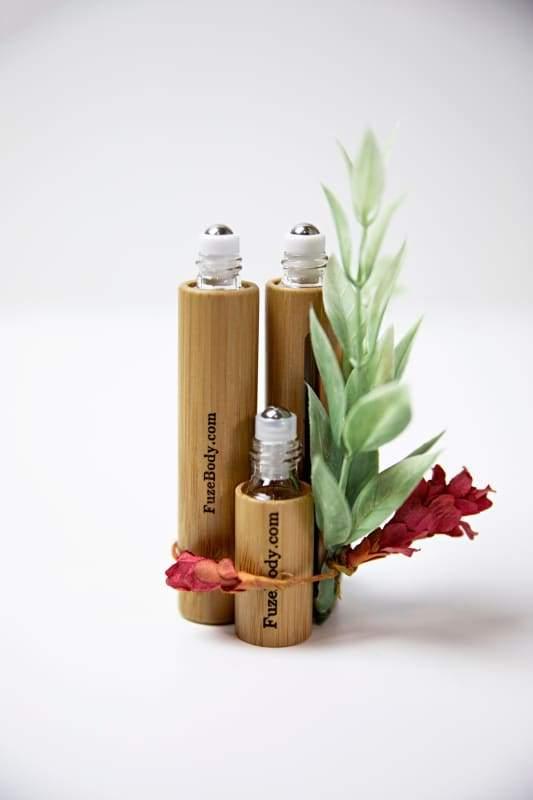 Custom Essential Oil Bamboo Roll-On   Trada Marketplace