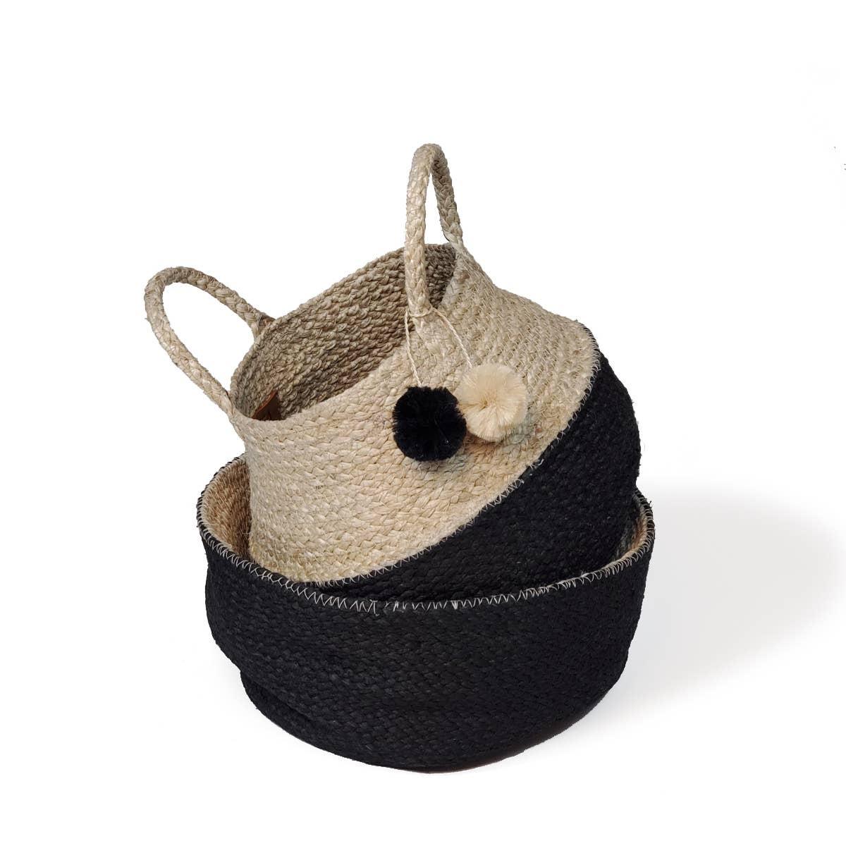Naiya Foldable Basket & Tote | Trada Marketplace