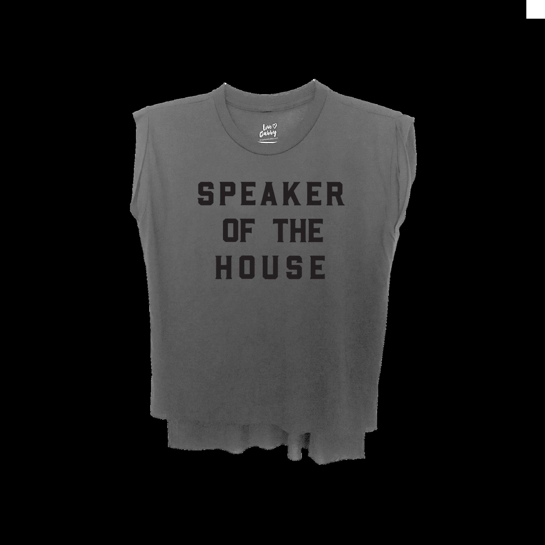 Speaker of the House - Women's Tee | Trada Marketplace