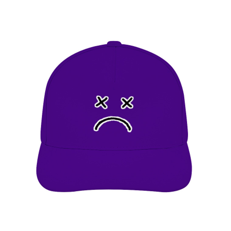 Sad Face Cap | Trada Marketplace
