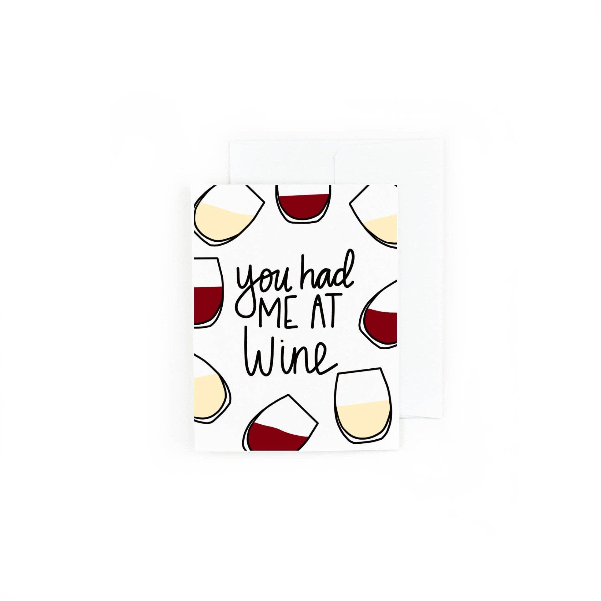 You Had Me At Wine | Trada Marketplace