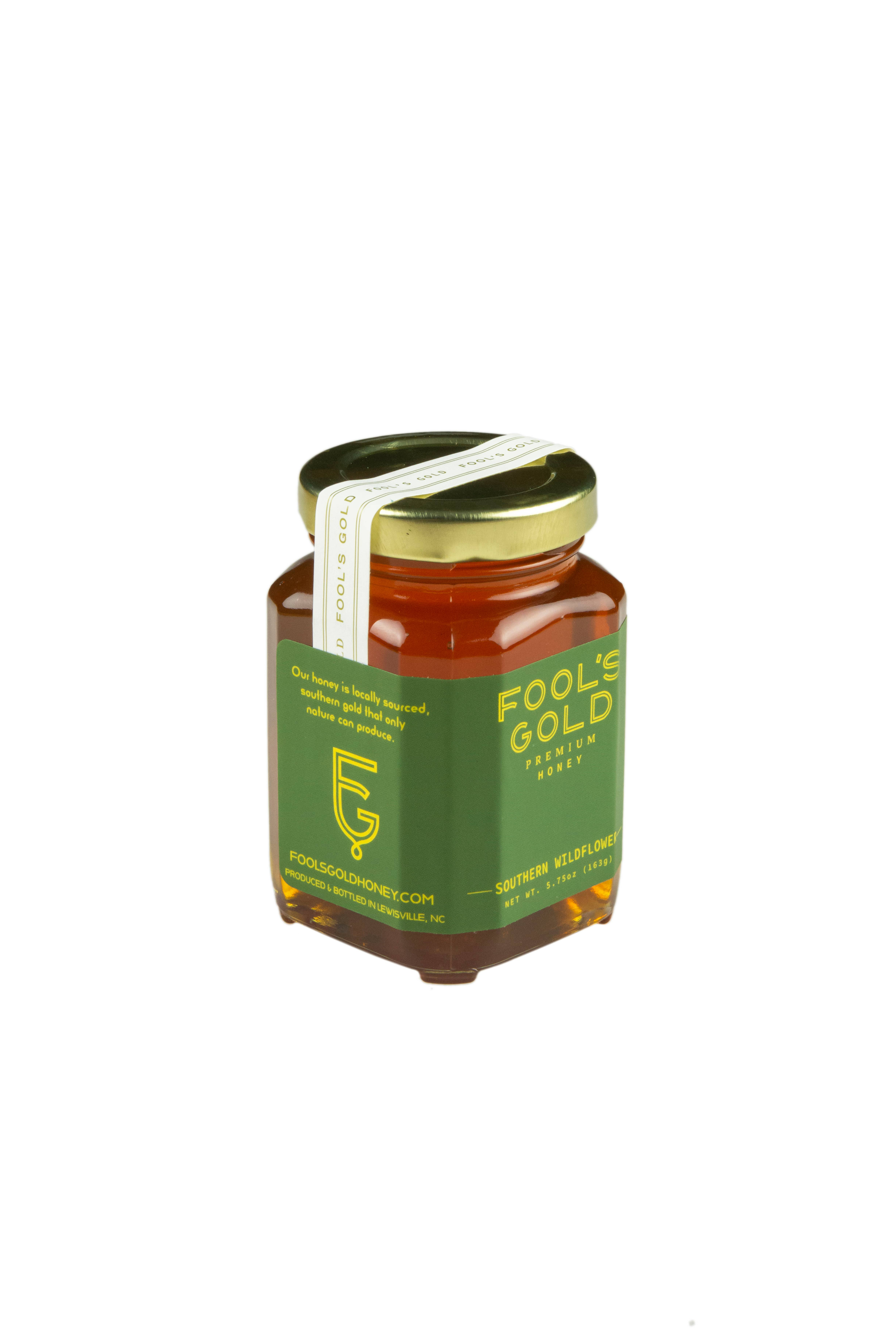 5.75oz Southern Wildflower Honey | Trada Marketplace