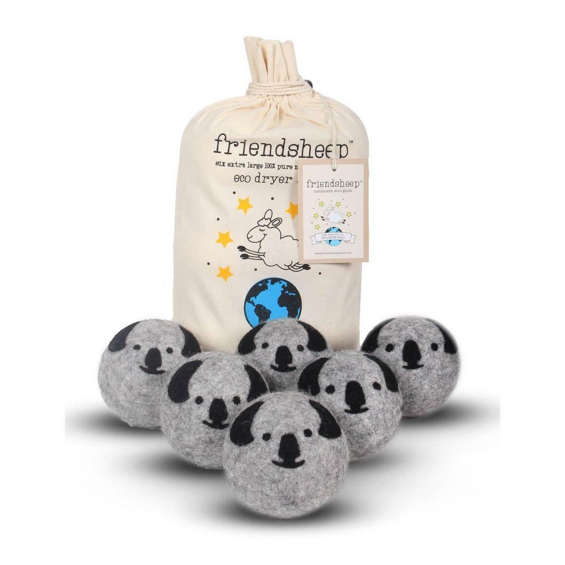 Koala Crew Eco Dryer Balls   Trada Marketplace