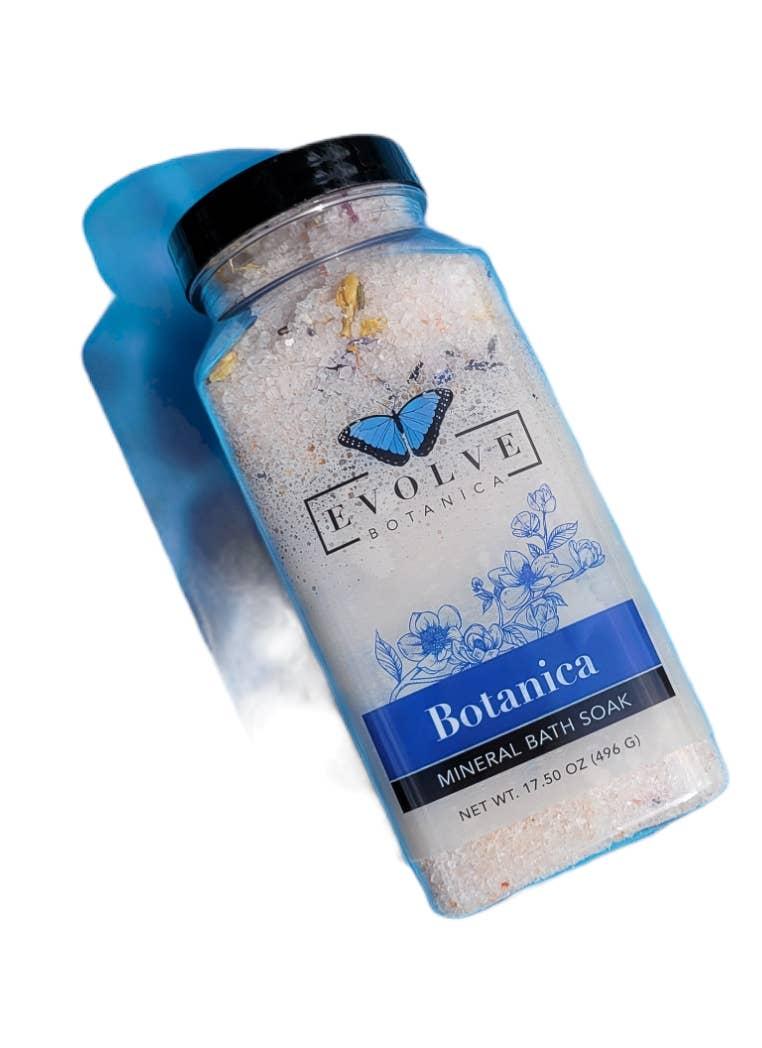 Evolve - Bath Salt / Mineral Soak - Botanica | Trada Marketplace
