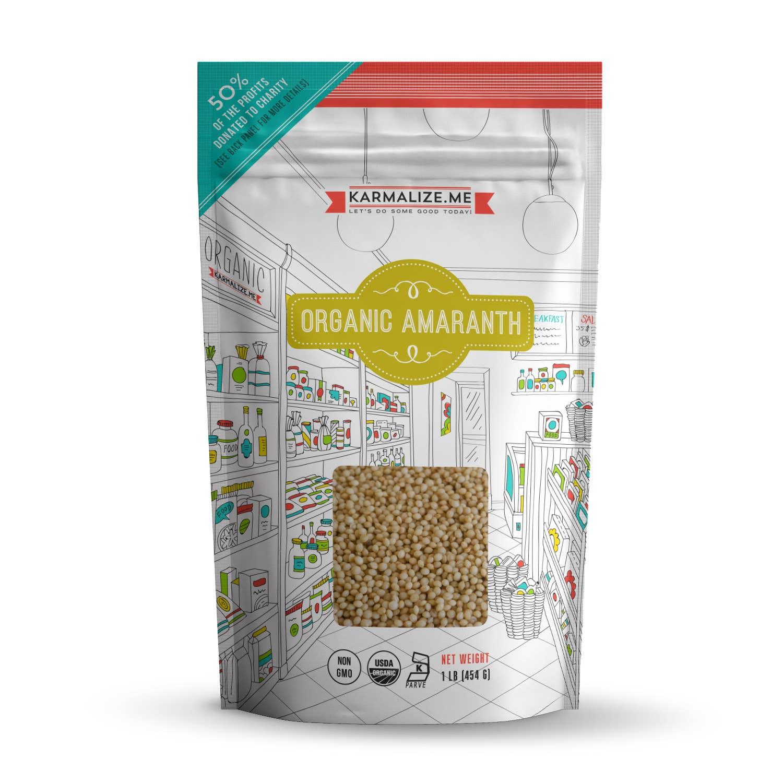 Organic Amaranth  | Trada Marketplace