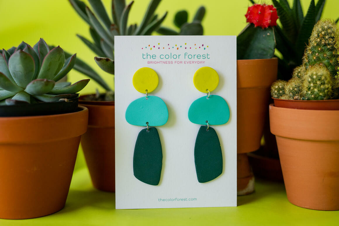 Let's Have Tacos Earrings | Trada Marketplace