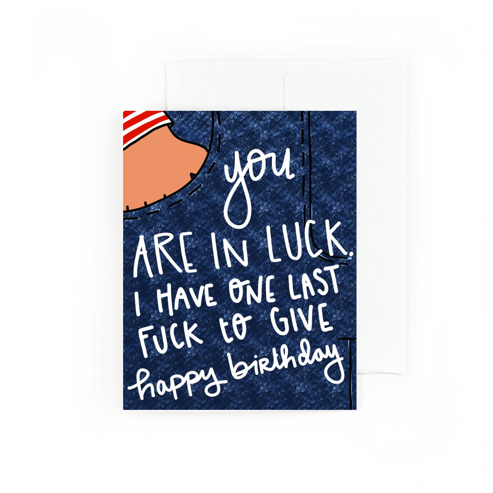 You Are in Luck, I Have One Last Fuck to Give Happy Birthday | Trada Marketplace