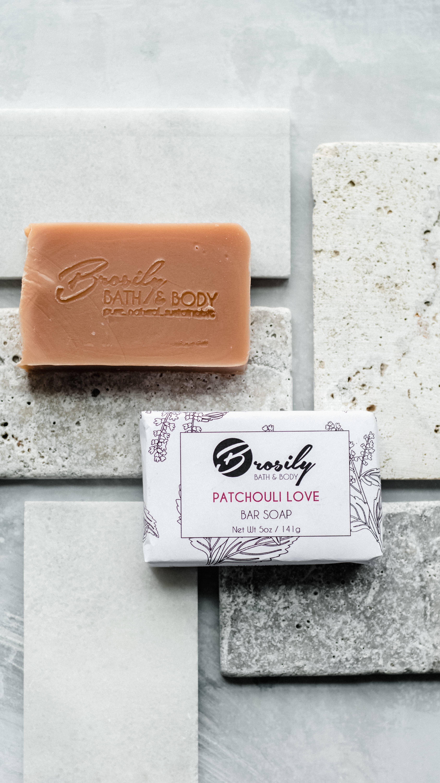 Patchouli Love Vegan Soap   Trada Marketplace