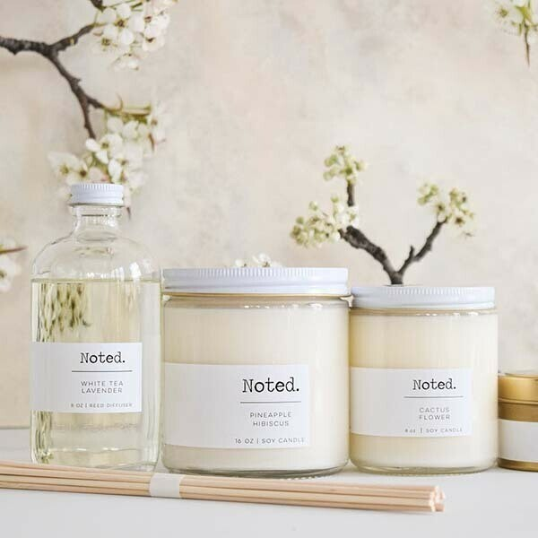 Noted Candles   Trada Marketplace