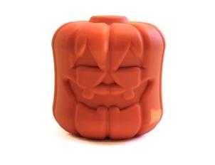 MKB Jack O' Lantern - Chew Toy-Treat Dispenser-Large-Orange   Trada Marketplace