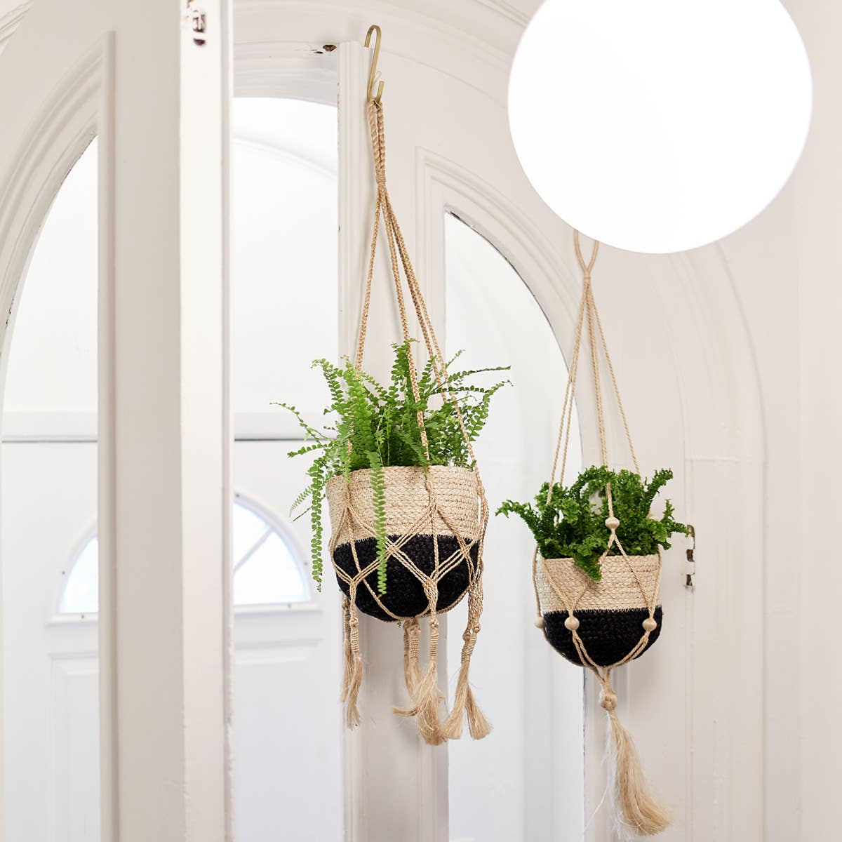 Plant Hanger - Bitan (Set of 2)   Trada Marketplace