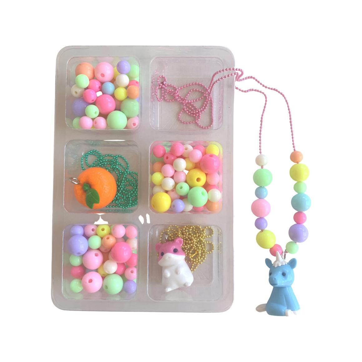 Deluxe Pop Cutie Necklace DIY Box L(Make your own necklaces) | Trada Marketplace