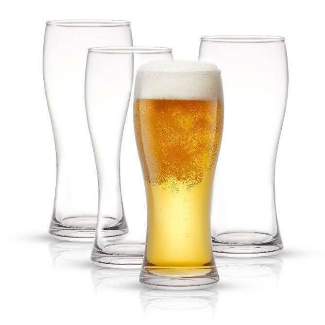 Callen Beer Glass, 15.5oz (Set of 4) | Trada Marketplace