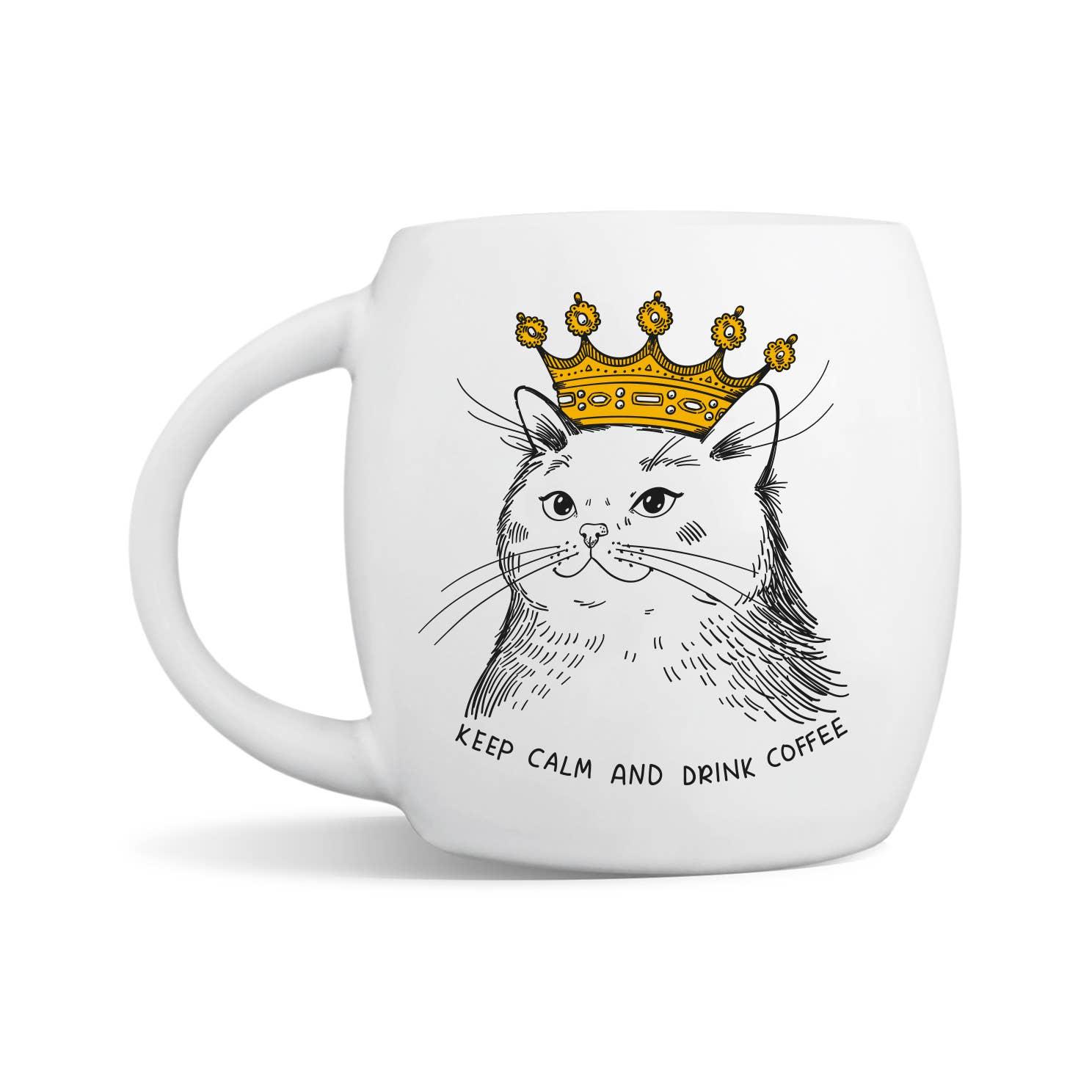 Her Serene Highness Mug | Trada Marketplace