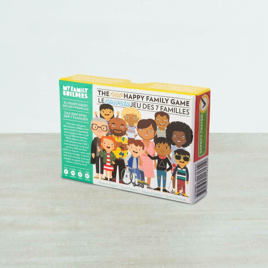 The New Happy Family Game (42 Cards)   Trada Marketplace