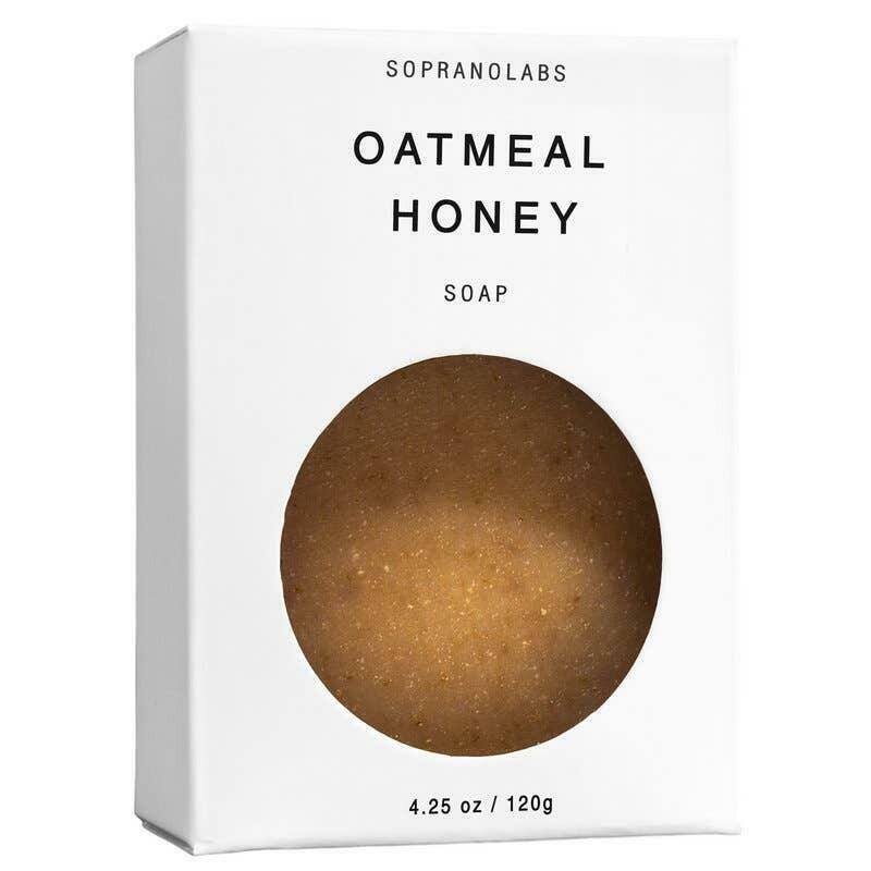 Oatmeal Honey Soap. SPA  Gift for her/him   Trada Marketplace