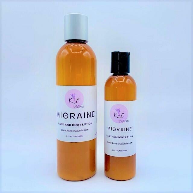 Migraine Lotion | Trada Marketplace