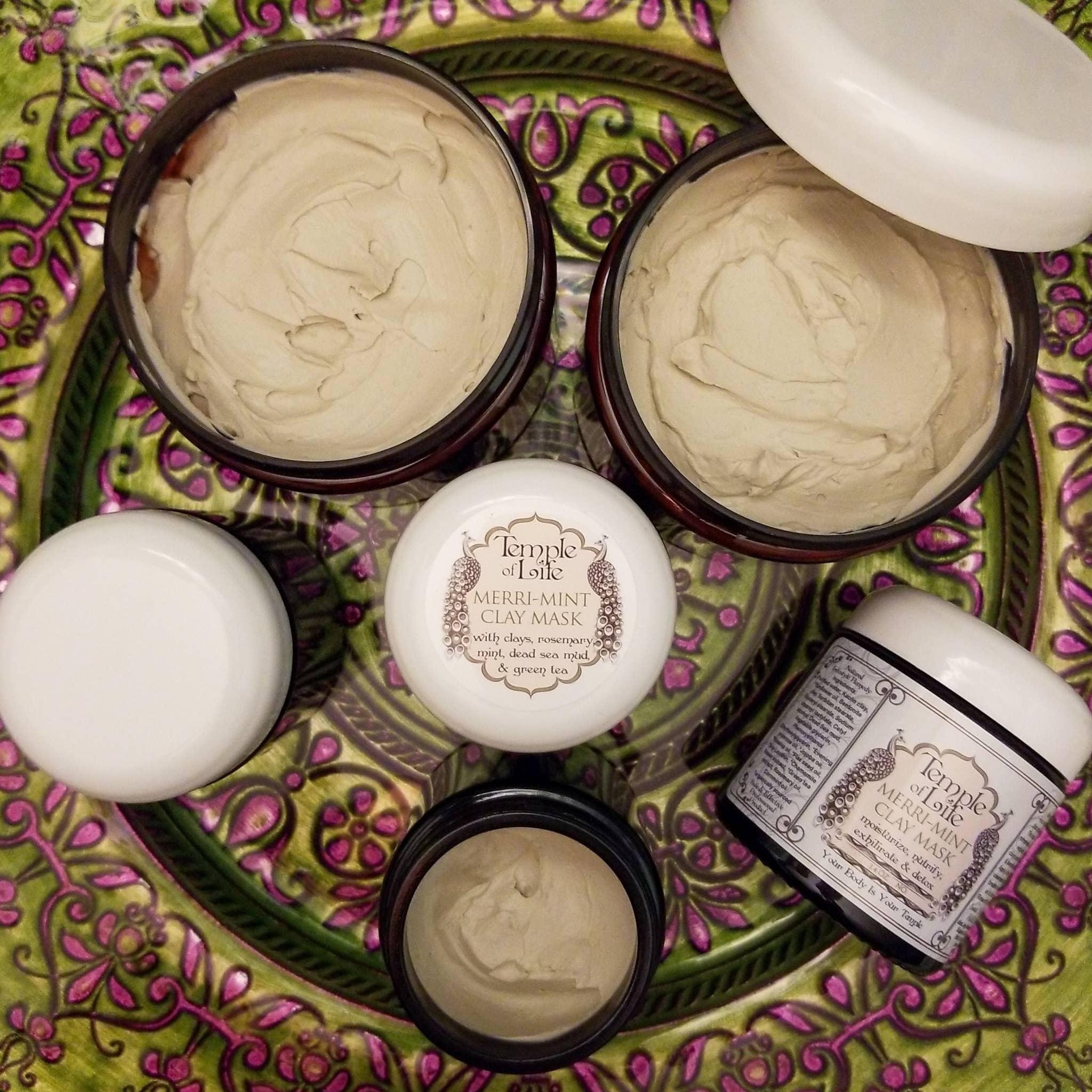 Merri-Mint Clay Mask   Trada Marketplace