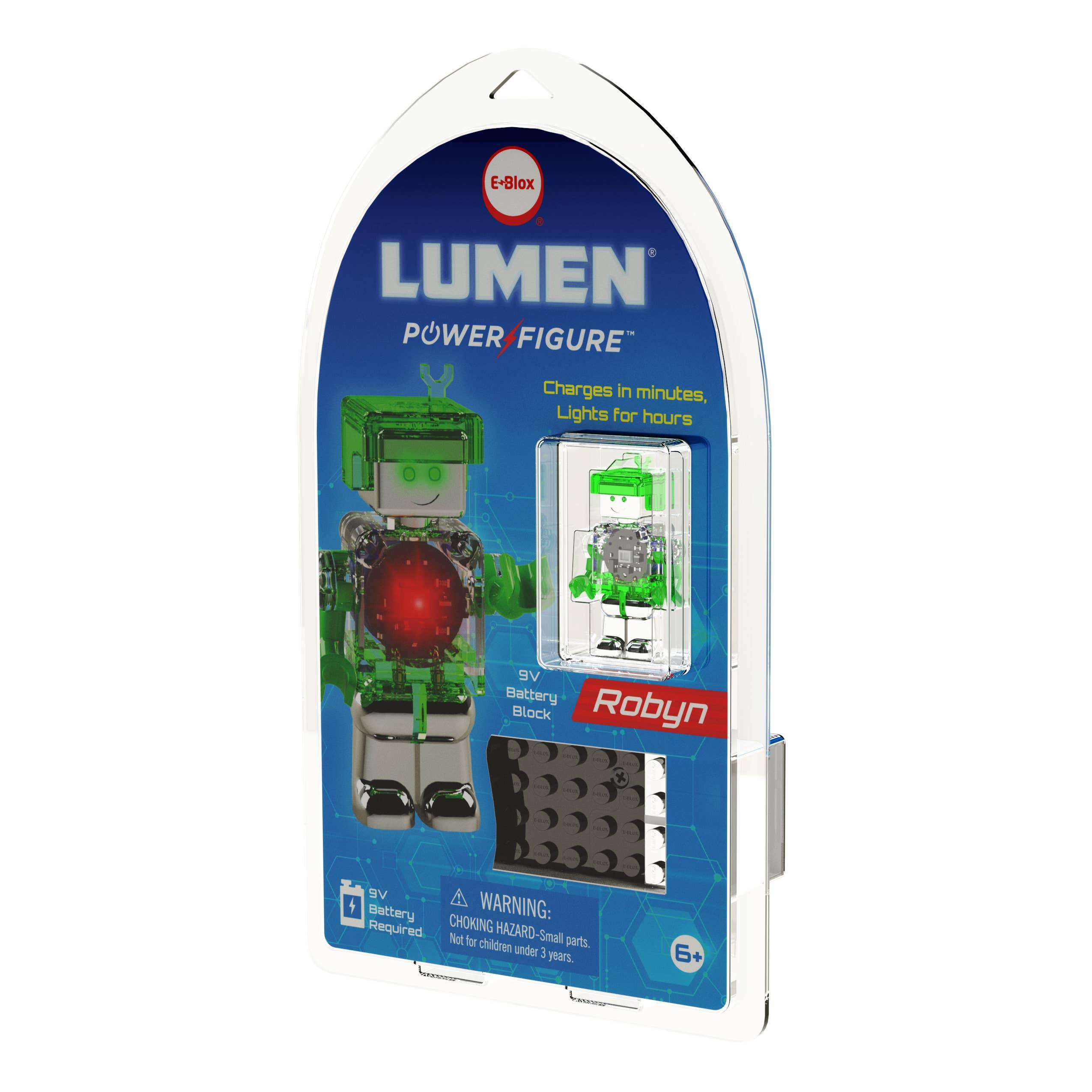 LUMEN®- Robyn - Illuminated PowerFigure   Trada Marketplace