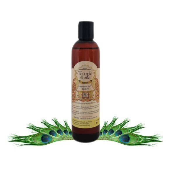 Body Oil - Benevolent Body 8 fl.oz.   Trada Marketplace
