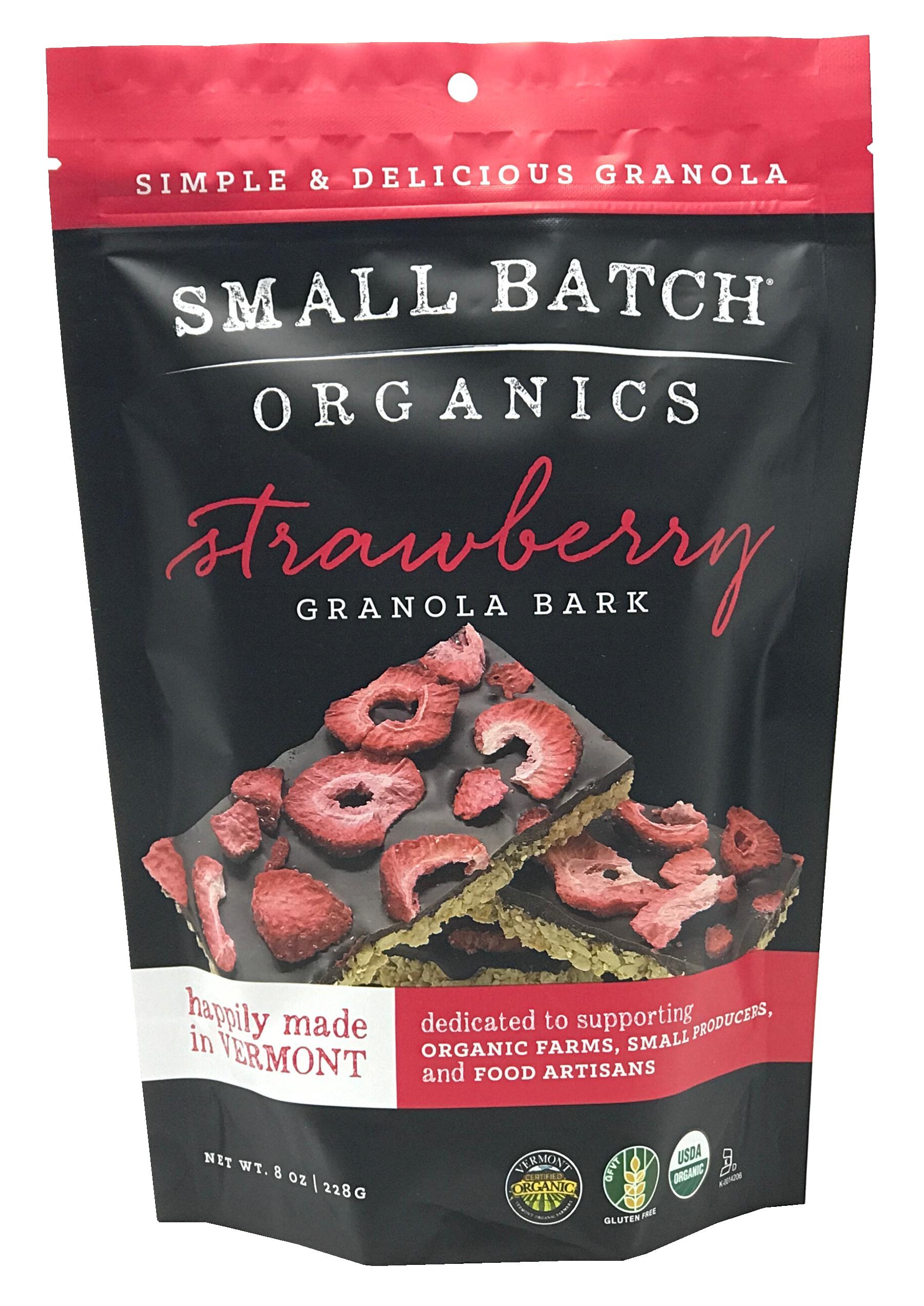 8oz Strawberry Granola Bark | Trada Marketplace