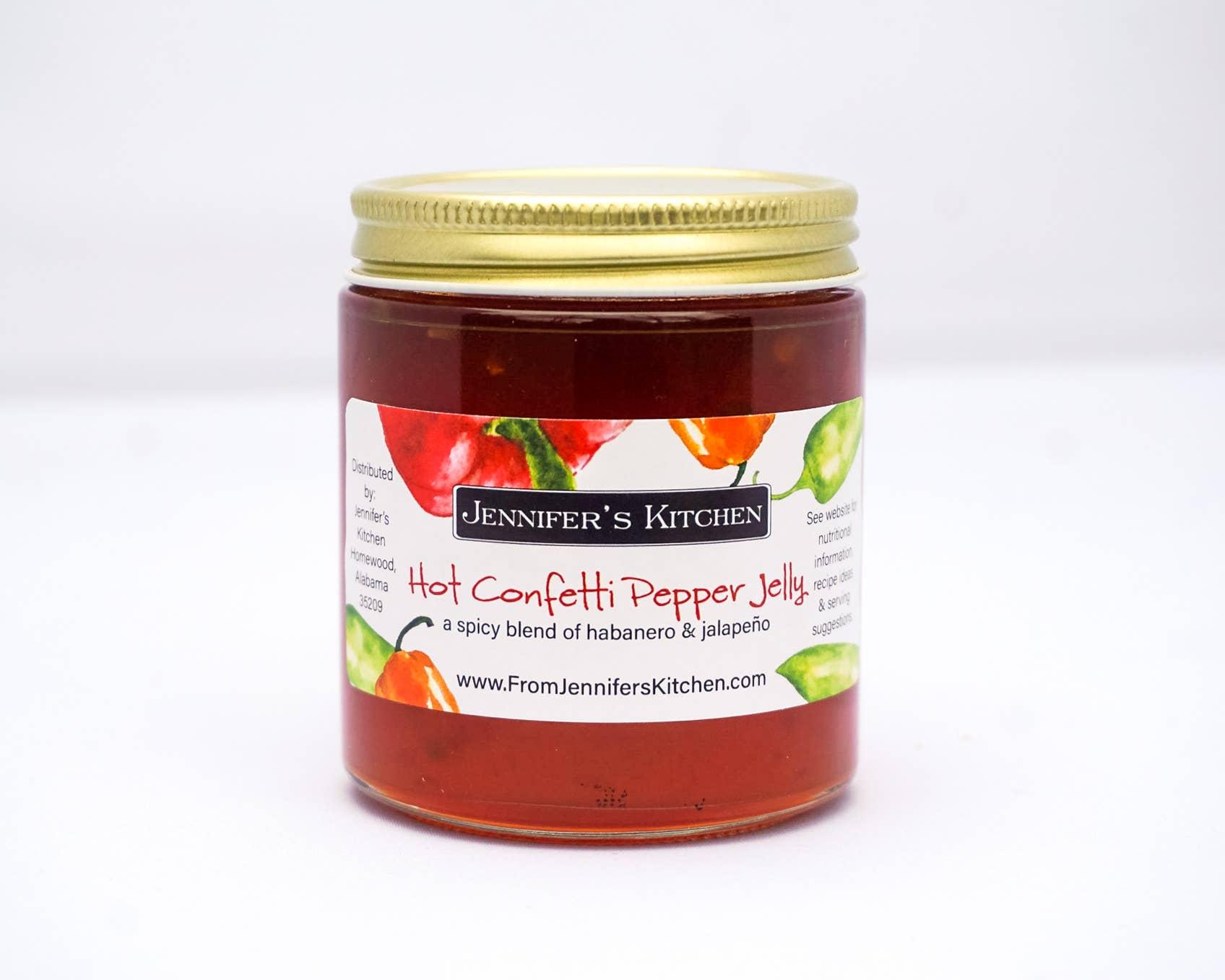 Mini Hot Confetti Pepper Jelly | Trada Marketplace