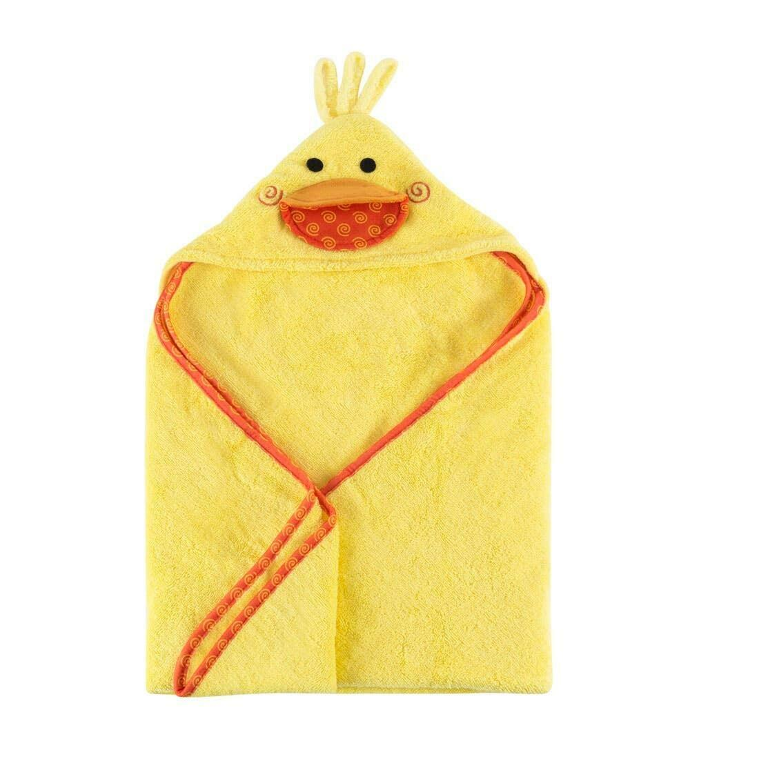 Puddles the Duck Baby Towel | Trada Marketplace