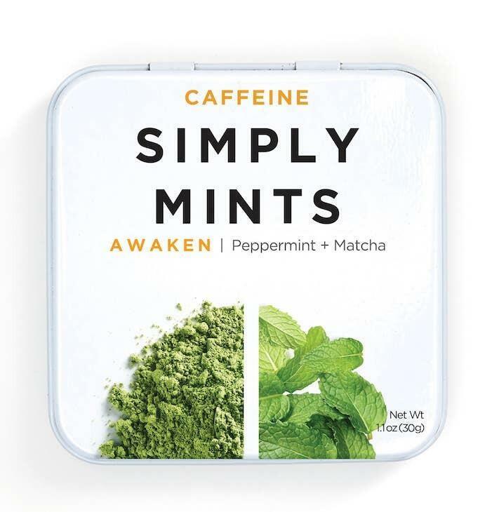 Simply Mints: Awaken (Caffeine Mints) | Trada Marketplace
