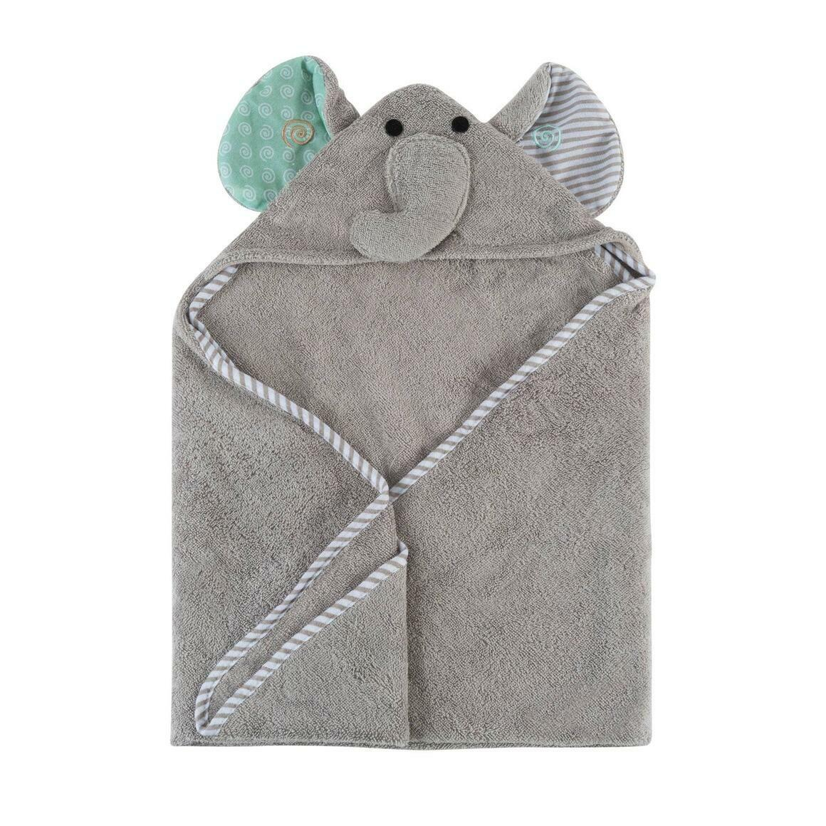 Elle the Elephant Baby Towel | Trada Marketplace