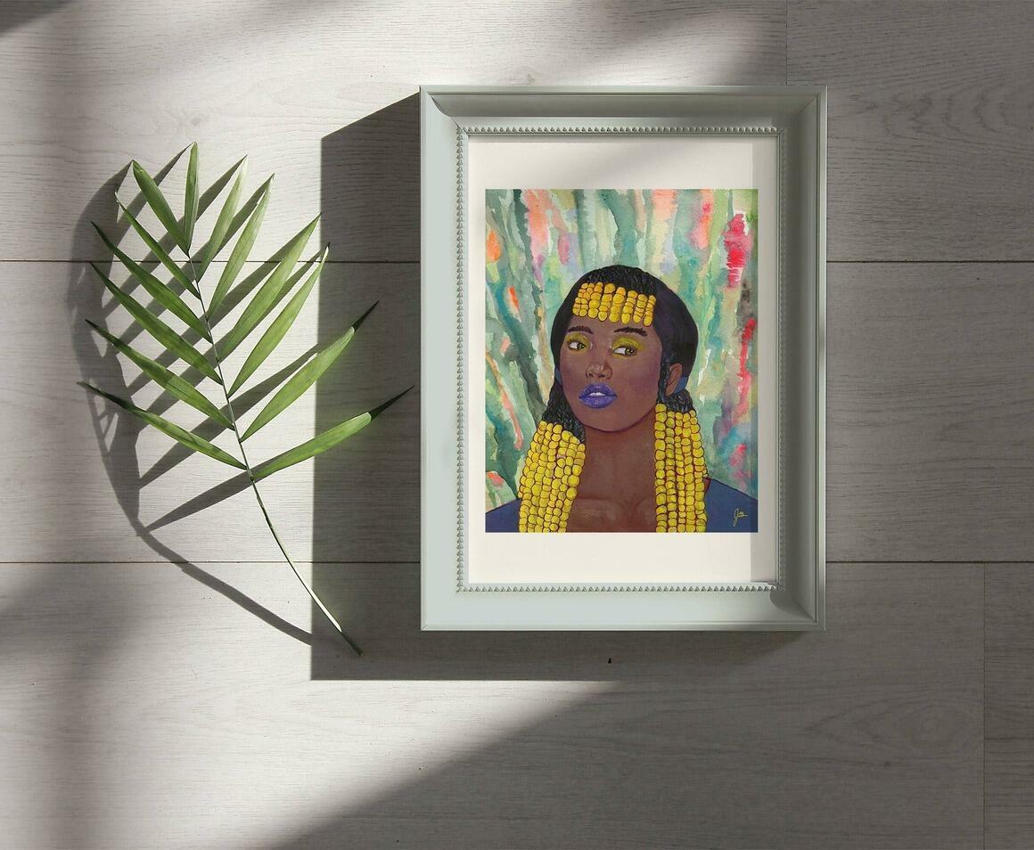 Open Edition: Portrait 4 | Trada Marketplace