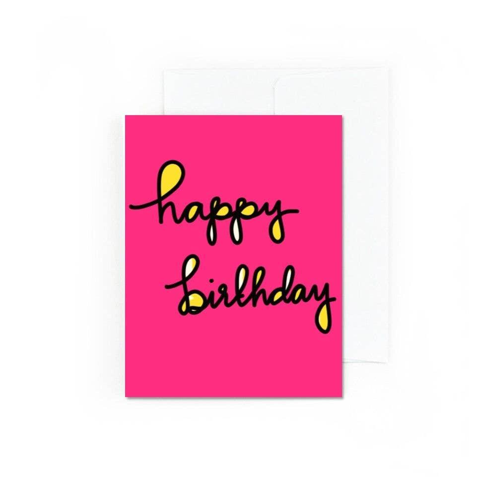 Pop Birthday | Trada Marketplace