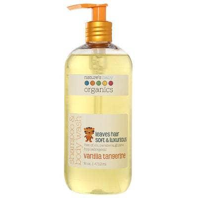 Shampoo & Body Wash Vanilla Tangerine 16 oz | Trada Marketplace