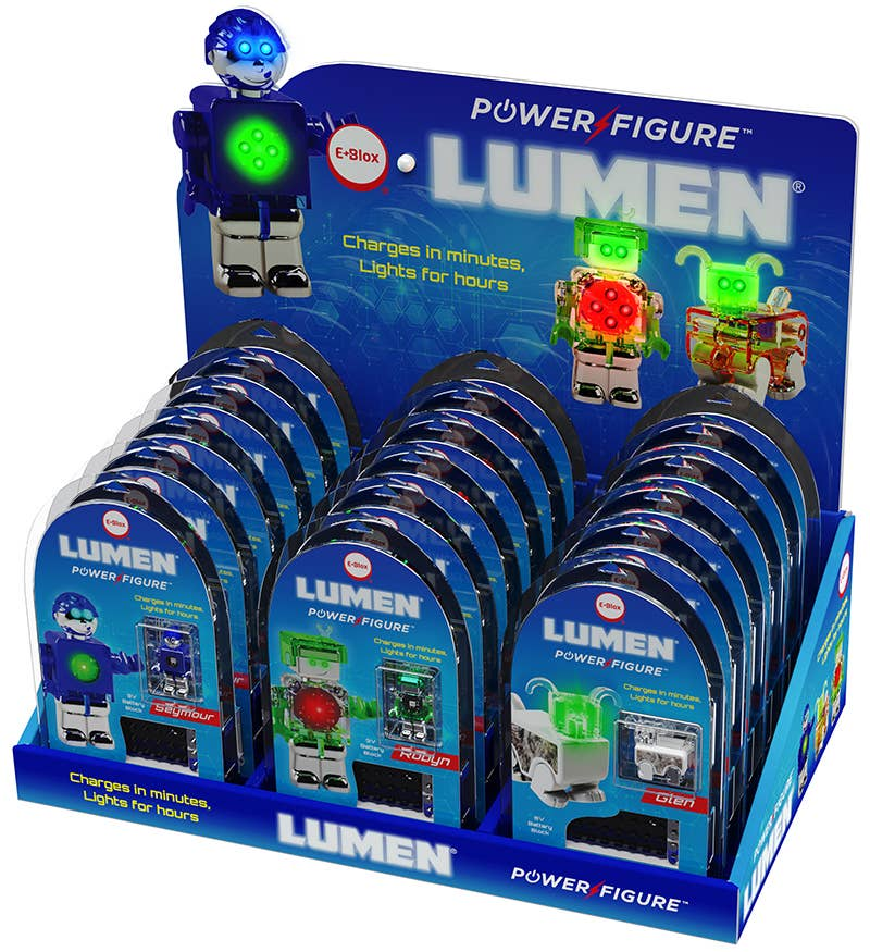 Lumen - POP assortment   Trada Marketplace