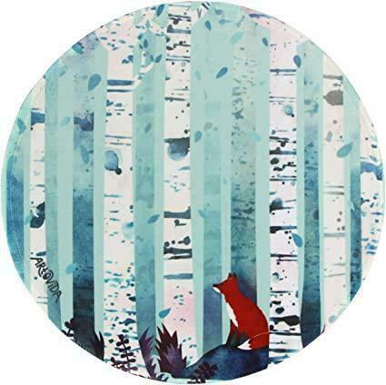 Mouse Pad - Michelle Li Bothe - Birches | Trada Marketplace