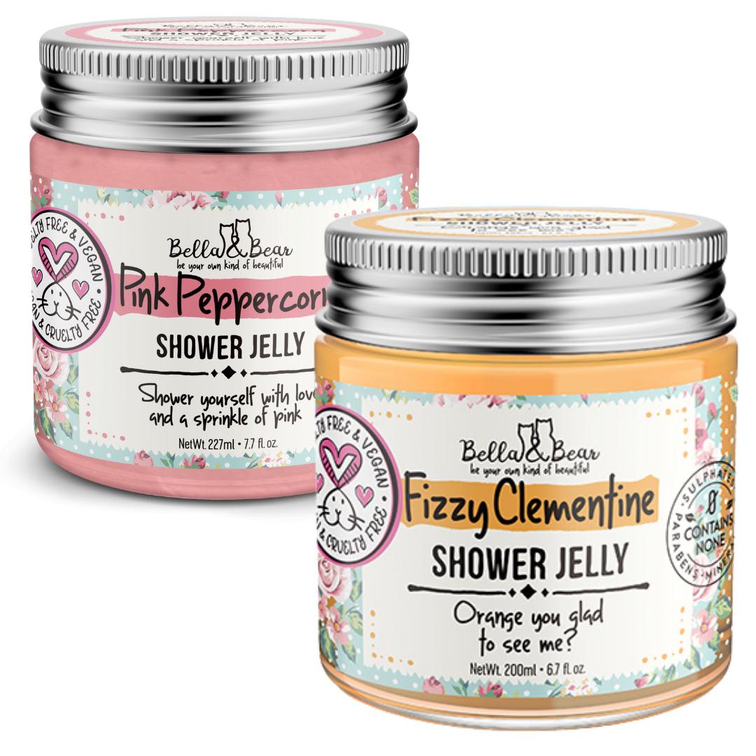 Fizzy Clementine & Pink Peppercorn Shower Jellies 6.7oz   Trada Marketplace