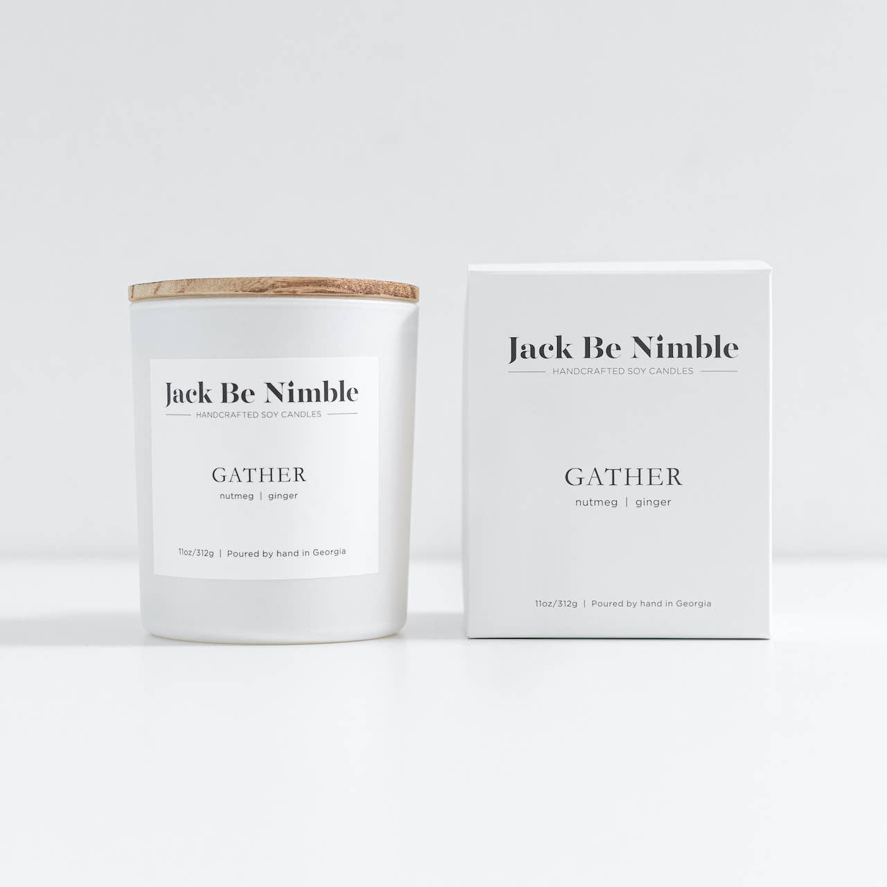 11oz Gather Soy Candle | Trada Marketplace