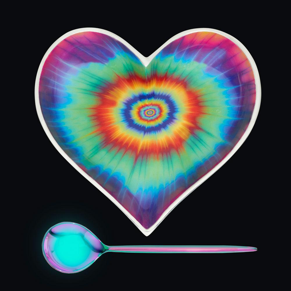 Medium Groovy Heart with Groovy Spoon   Trada Marketplace