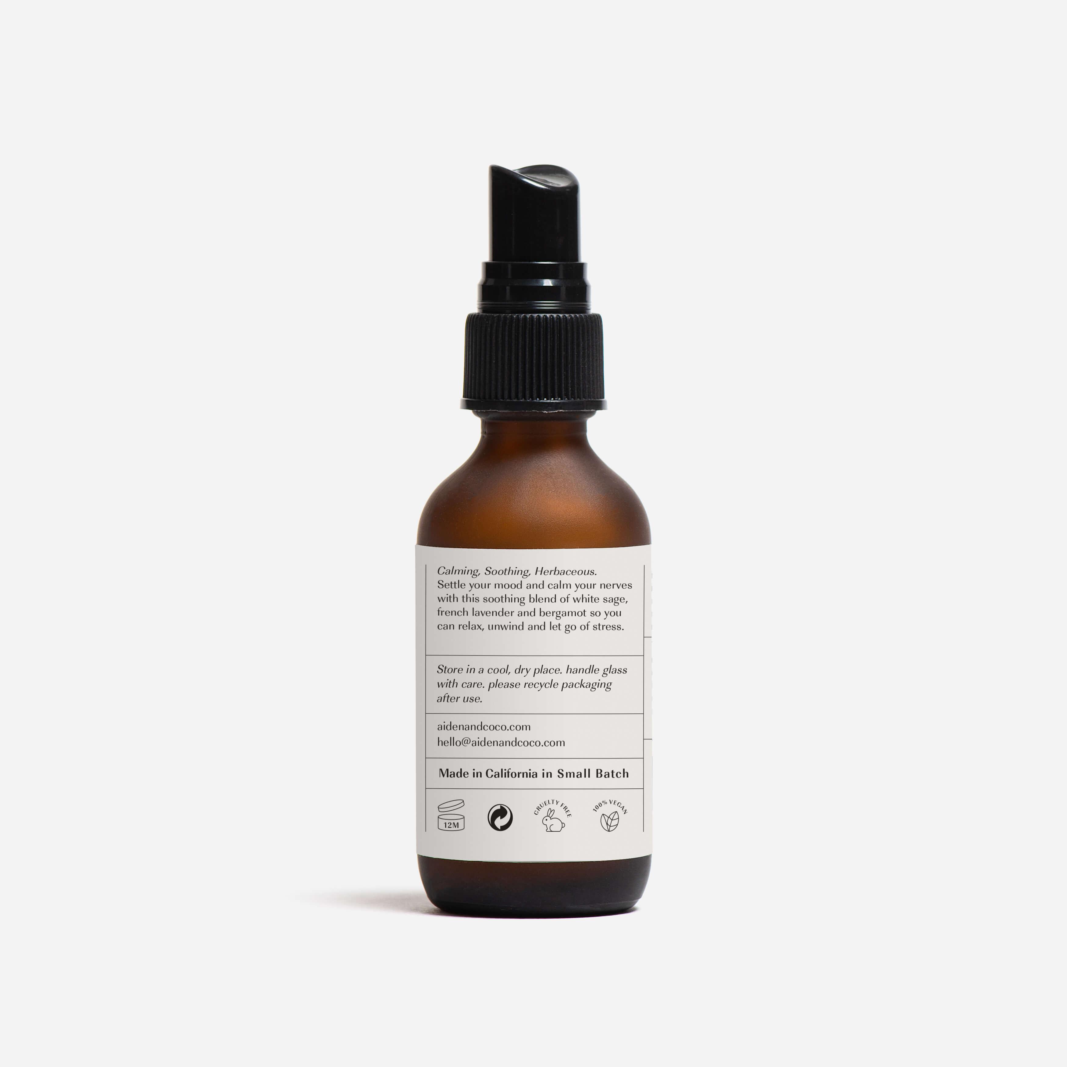 Calm Essential Spray | Trada Marketplace