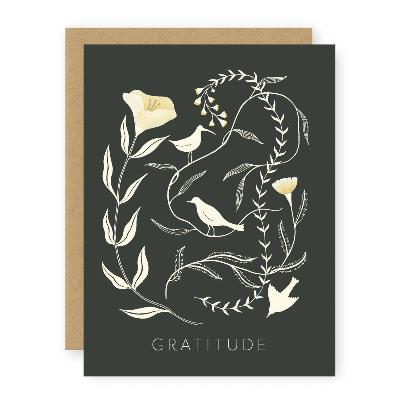 Gratitude Notecard   Trada Marketplace