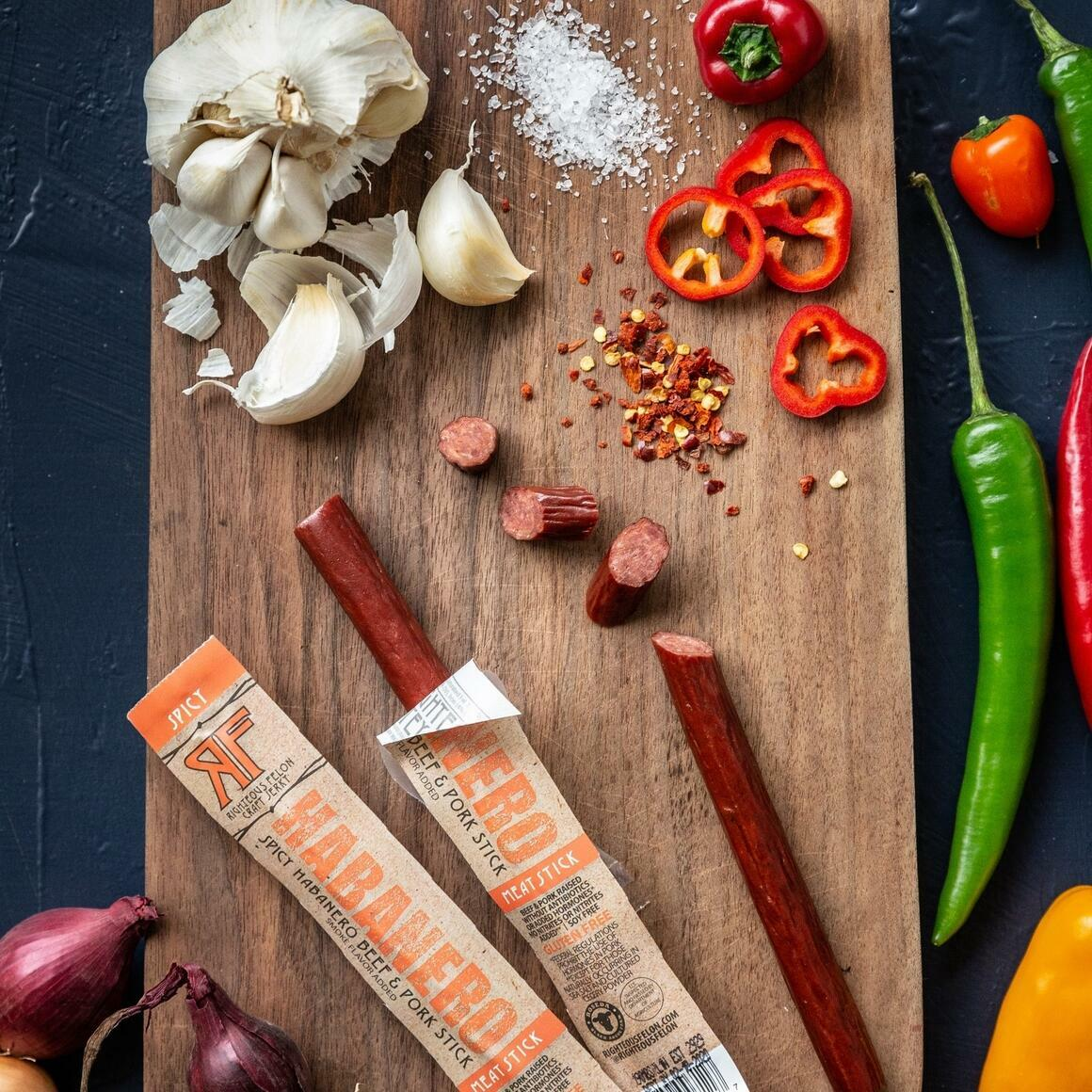 Habanero - Beef & Pork Stick | Trada Marketplace