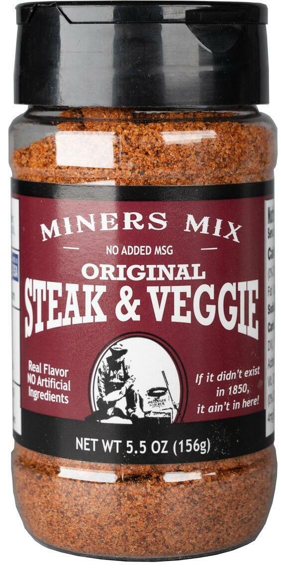 Original Steak and Veggie Seasoning and Rub | Trada Marketplace