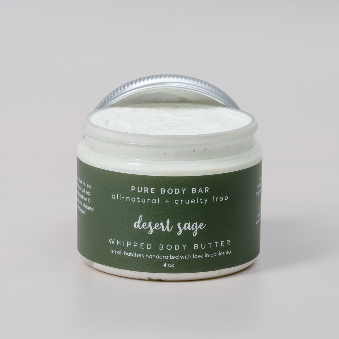 Desert Sage Whipped Body Butter   Trada Marketplace
