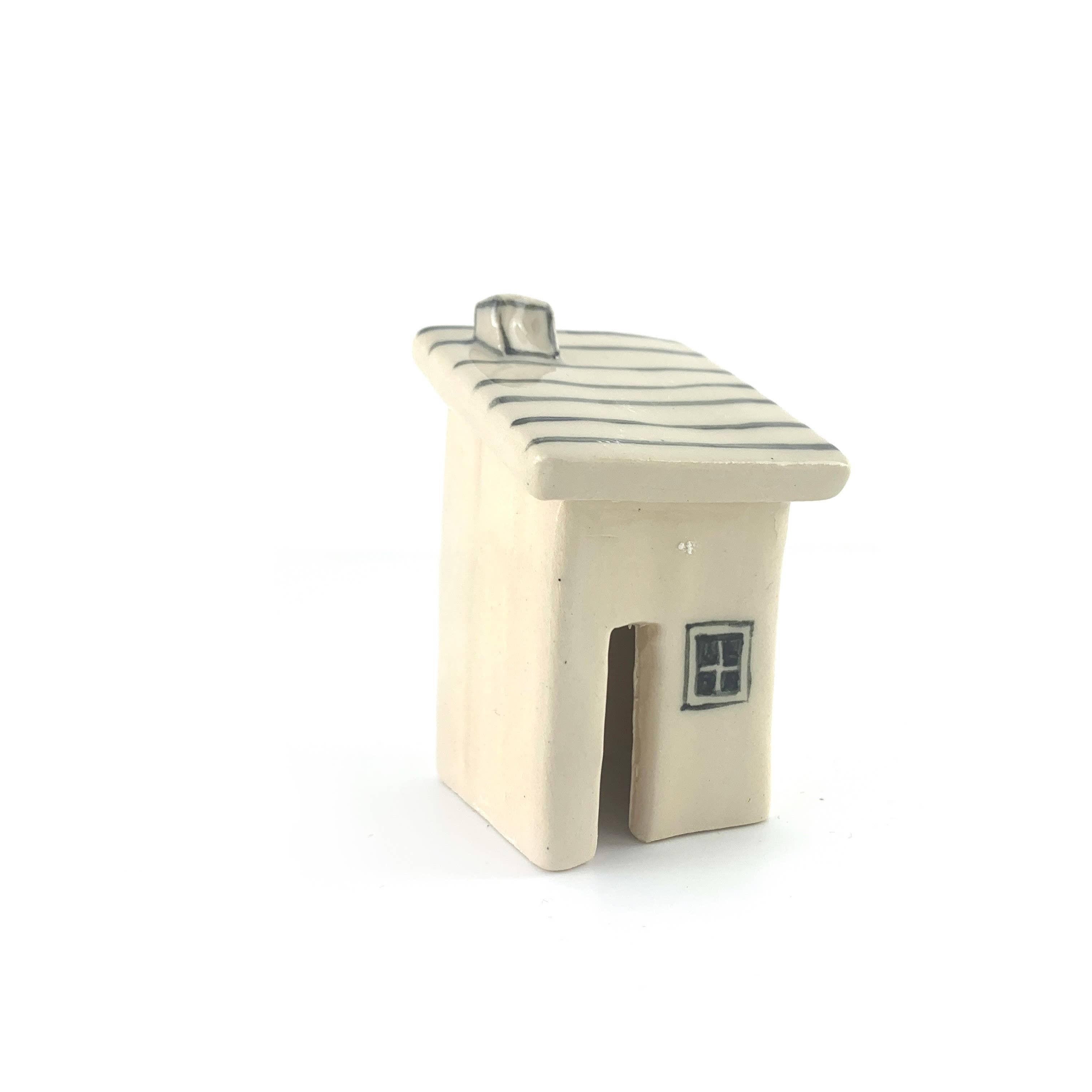 Tiny House, Fairy Garden House, Tiered Tray Decor   Trada Marketplace