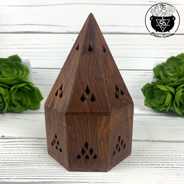Wooden Incense Burner (Holder) | Trada Marketplace